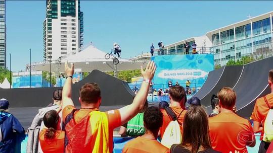 Argentina festeja recordes de público e de medalhas dos Jogos Olímpicos da Juventude