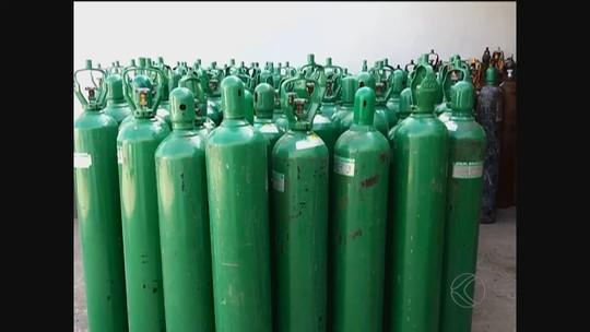 Grupo suspeito de diversos roubos de carga de gases hospitalares é preso em Uberlândia