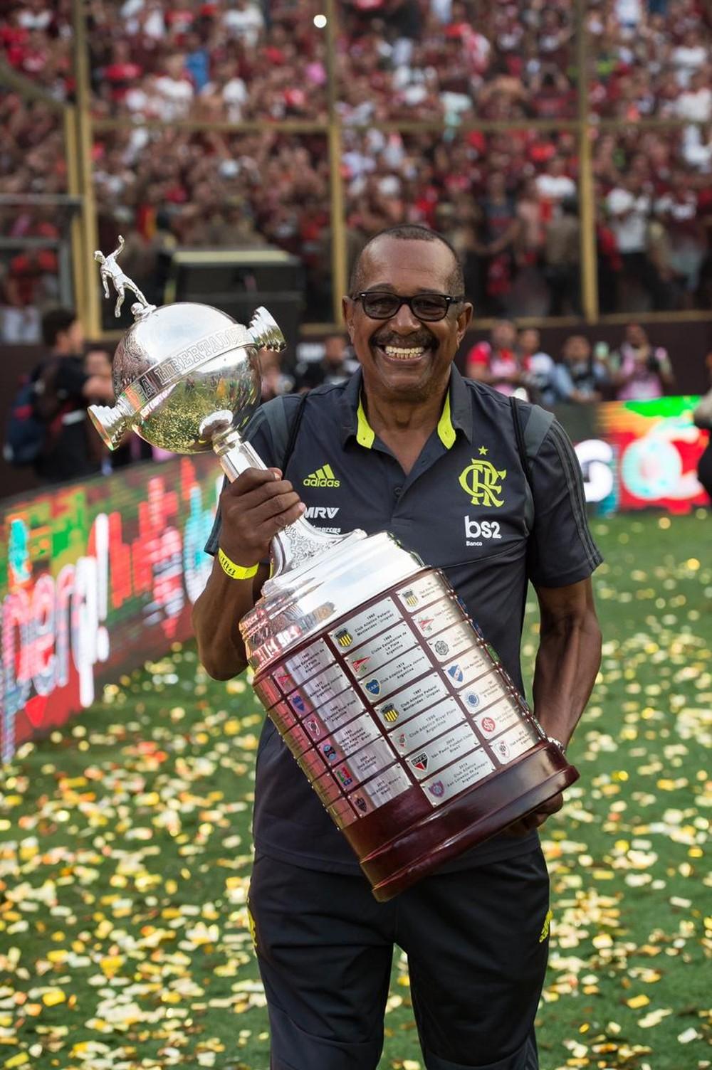 Com sintomas do coronavírus, massagista do Flamengo está internado no CTI