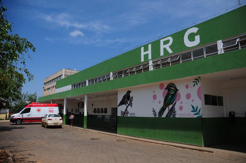 Atendimento da dengue no Hospital Regional do Gama será redirecionado para UBS da região — Foto: Breno Esaki/Agência Saúde