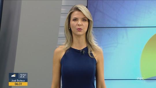 Mulher é morta a tiros em Governador Celso Ramos