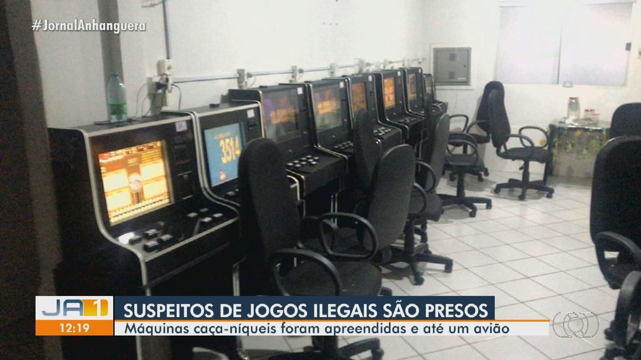 Operação desarticula esquema de jogos de azar, prende 11 pessoas e bloqueia R$ 25 milhões