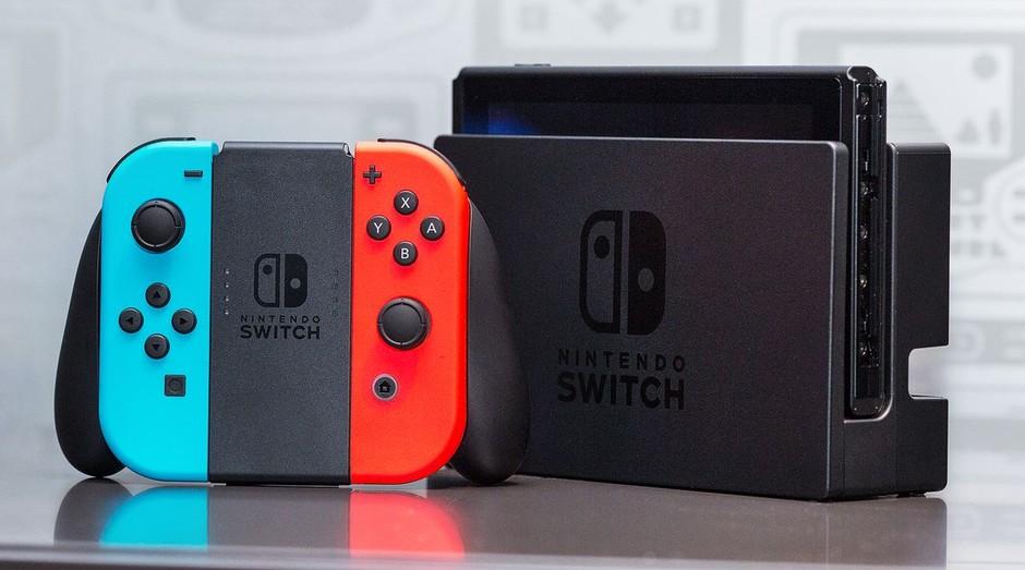 O Nintendo Switch contribuiu para o resultado positivo da Nintendo (Foto: Divulgação)