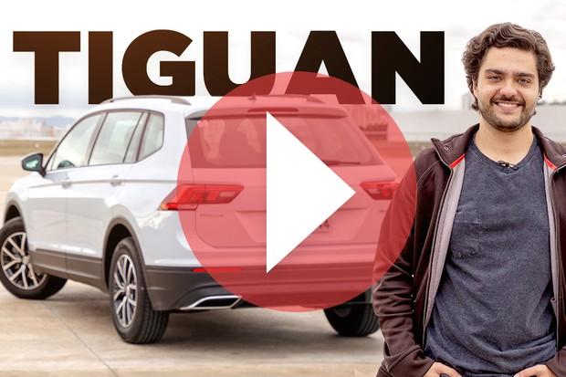 Tiguan Allspace (Foto: Autoesporte)