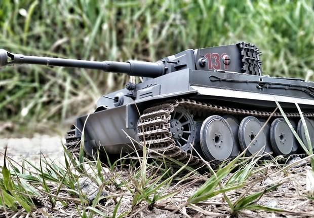 """As armas letais autônomas também são conhecidas como """"robôs assassinos"""" (Foto: Pixabay)"""