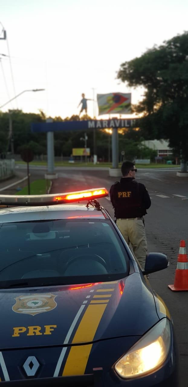 PRF reforça fiscalização em rodovias de Santa Catarina a partir desta sexta