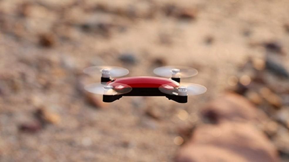 Drone pode voar por até 150 m (Foto: Divulgação/Kickstarter)