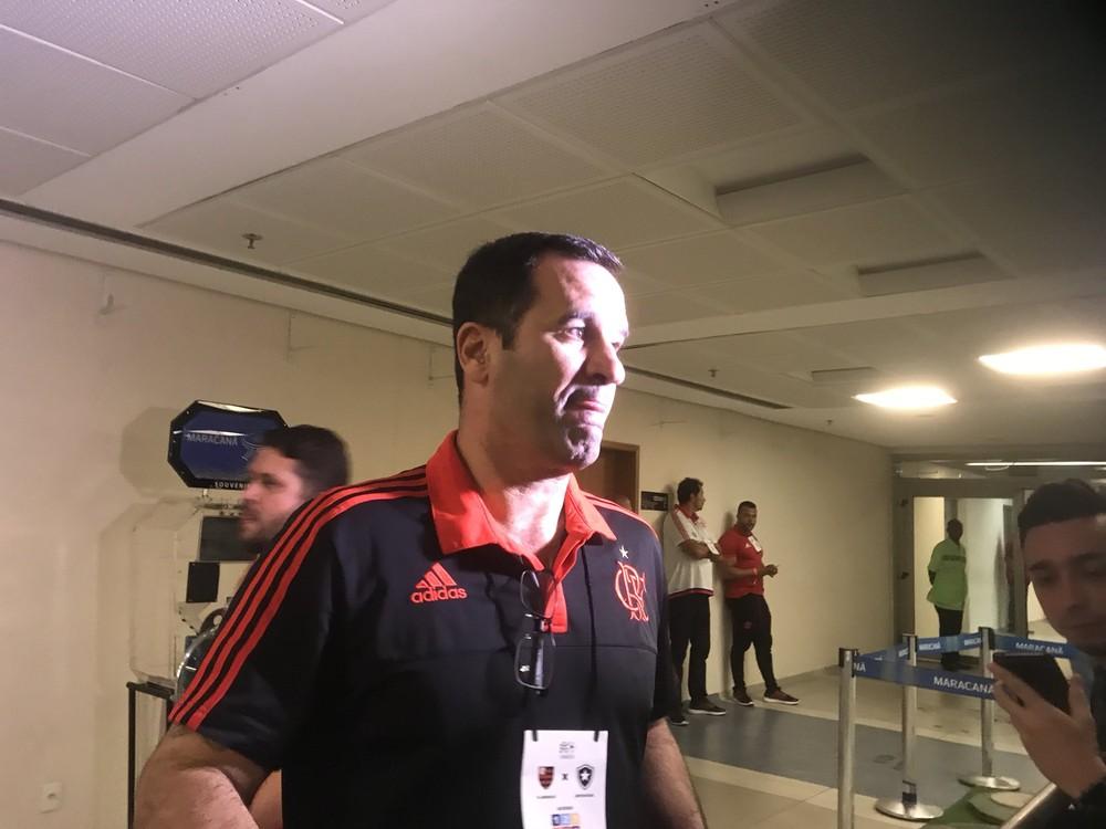Vice de futebol vê escândalo no Barradão: Flamengo foi roubado