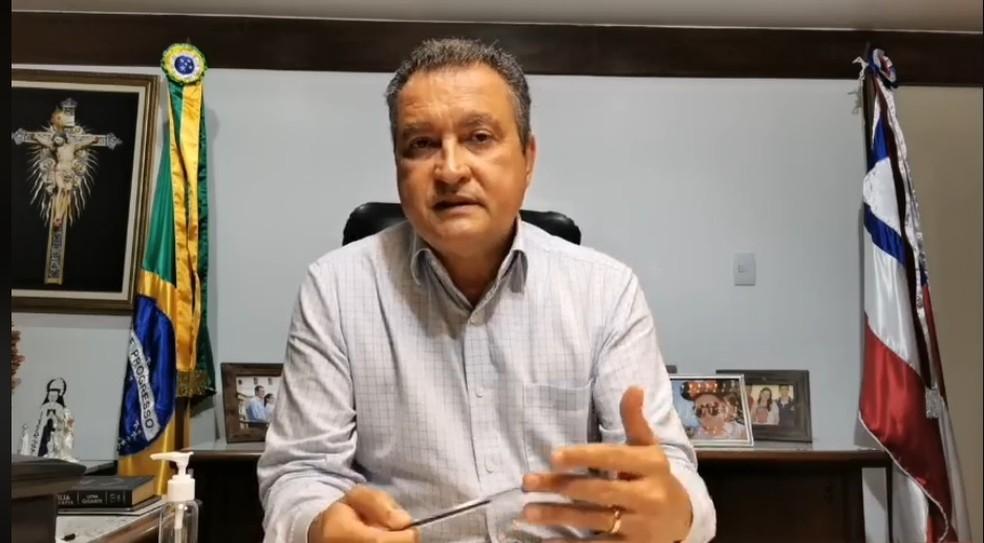 Governador Rui Costa diz que saída de Teich é inaceitável e que ...