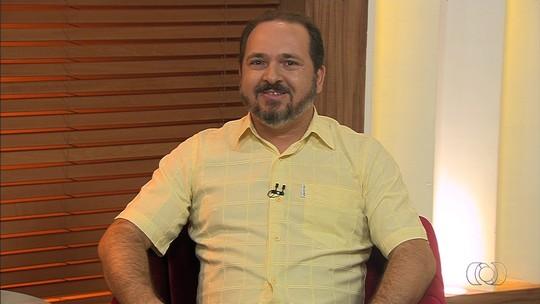 Flávio Sofiati é entrevistado pelo Jornal Anhanguera 1ª Edição