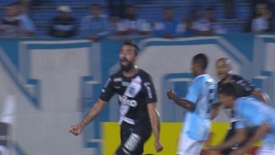 Veja os gols e os melhores momentos de Londrina x Ponte Preta, pela Série B do Brasileiro