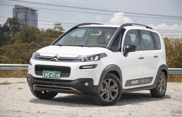 Avaliação: Citroën Aircross 1.6 Manual Feel - AUTO ESPORTE ...