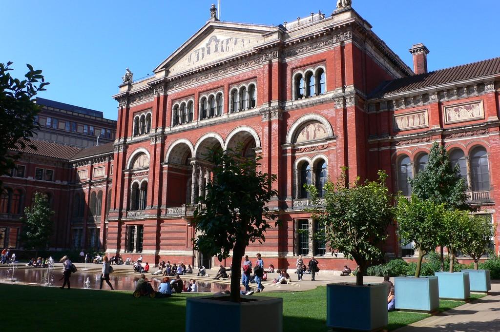 V&A Museum, em Londres (Reino Unido) (Foto: Flickr/Heather Cowper/Creative Commons)