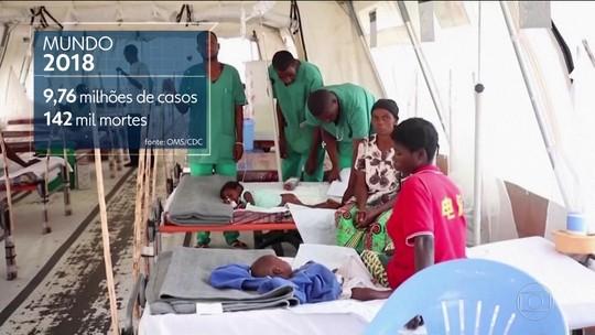 Sarampo causou 142 mil mortes no mundo em 2018, diz OMS