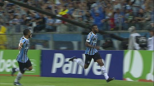 Matheus Henrique dita ritmo do Gre-Nal, ganha (mais) pontos e entra na rota do time titular