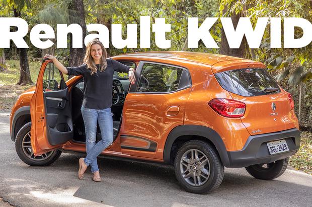 Renault Kwid (Foto: Divulgação)