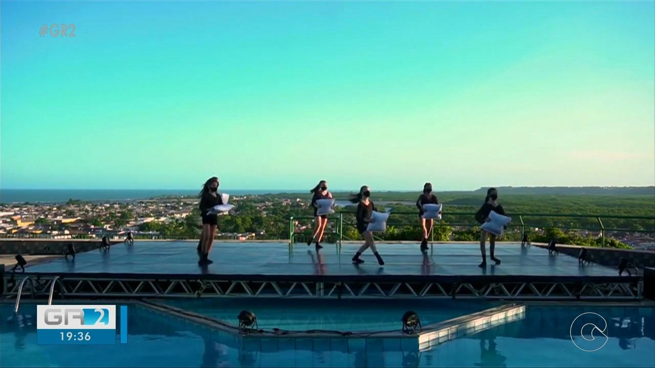 Artistas de dança de cidades do Sertão participam da Mostra Liquidificador de Corpos