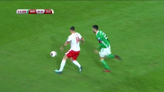 Raio-X: veja como chegam Suíça, Costa Rica e Sérvia para a Copa do Mundo