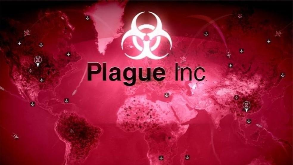 Plague Inc. é um jogo de estratégia que tem como objetivo desenvolver uma uma praga para exterminar a humanidade — Foto: Divulgação/ NDemic Creations
