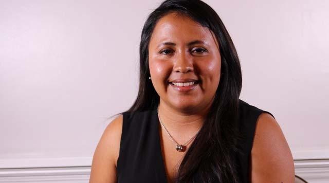 A mexicana Cristina de la Peña é cofundadora e CEO da Synapbox (Foto: Divulgação)
