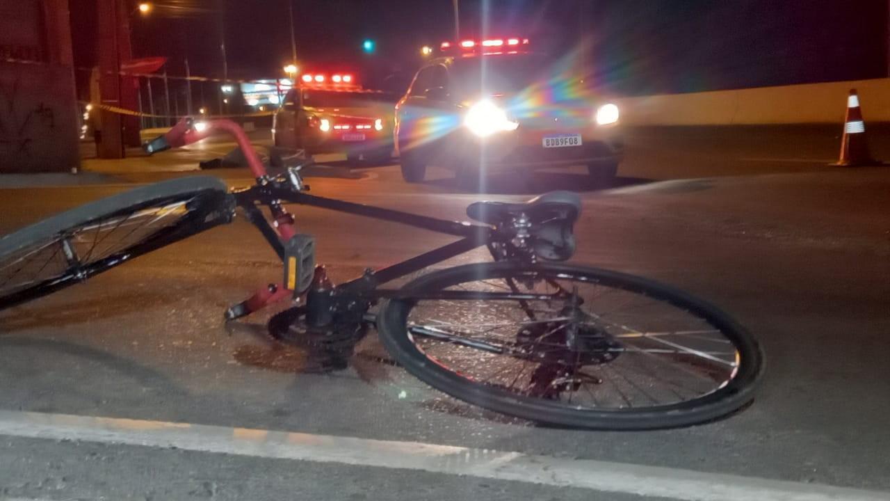 Ciclista é morto a tiros após discutir com motorista em Piraquara, diz PM