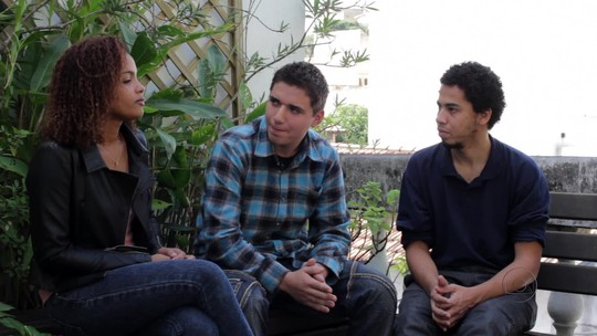 Conexão Criança Esperança mostra a trajetória do jovem Leandro Elias