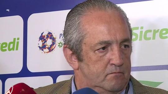 Dirigente do Santos diz que clube pagará salários atrasados em 48 horas