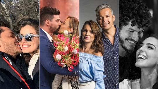 Dia dos Namorados: famosos se declaram em vídeo e dão dicas para curtir a data