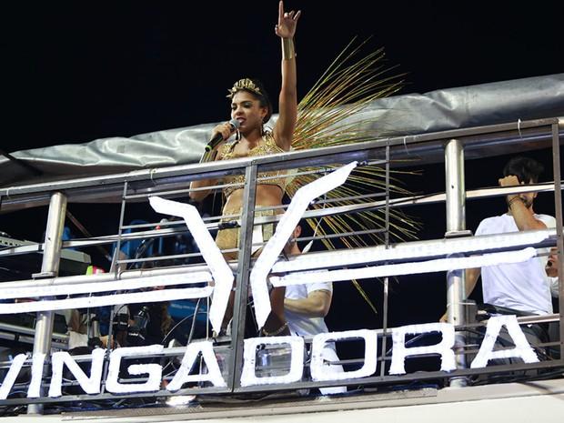 Vingadora (Foto: Mauro Zaniboni /Ag Haack)