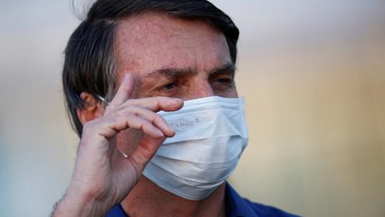 Bolsonaro diz que fez novo exame de Covid-19 e que viajará para o Piauí se resultado for negativo
