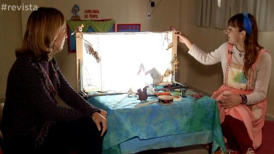 'Revista' descobre como produzir uma simples caixa de luz para contar histórias