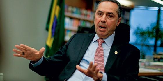 O ministro do STF Luis Roberto Barroso  (Foto:  )