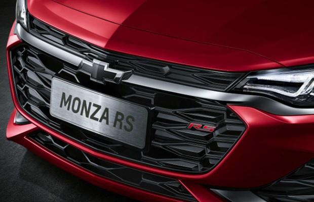 Chevrolet Monza 2019 na China (Foto: Divulgação)
