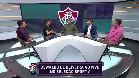 """Oswaldo pede ajuda da torcida para recuperar o Fluminense: """"É o momento de abraçar jogadores"""""""