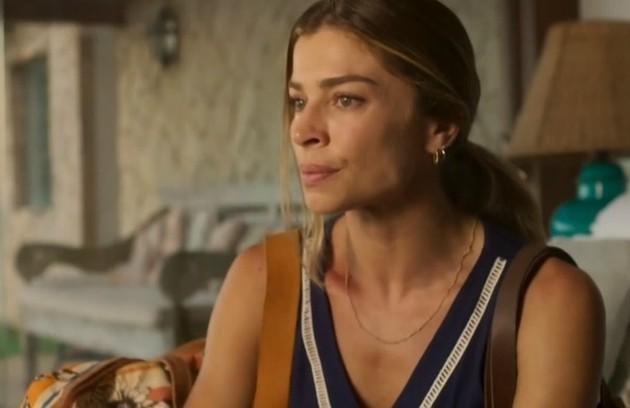 Na quinta-feira (12), Paloma ficará chocada ao ver Elias vivo (Foto: TV Globo)