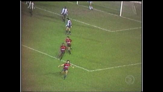 Você lembra? Há 30 anos, Sport goleia Alianza Lima, na Ilha, pela Libertadores