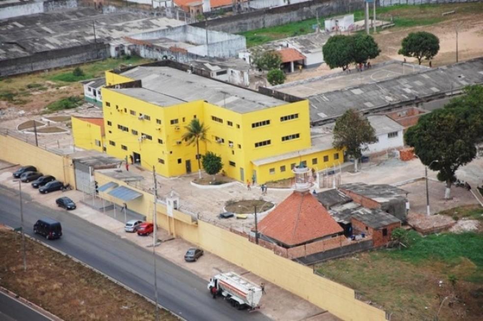 Penitenciária de Pedrinhas, em São Luís — Foto: Divulgação/CNJ