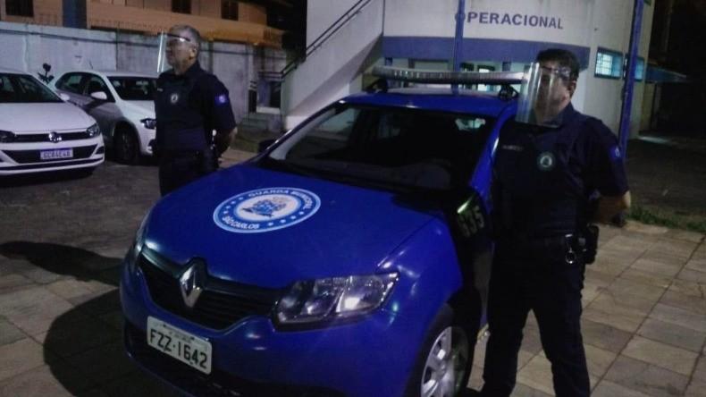 Guarda Municipal recupera carros roubados durante assalto a casa de idosos em São Carlos