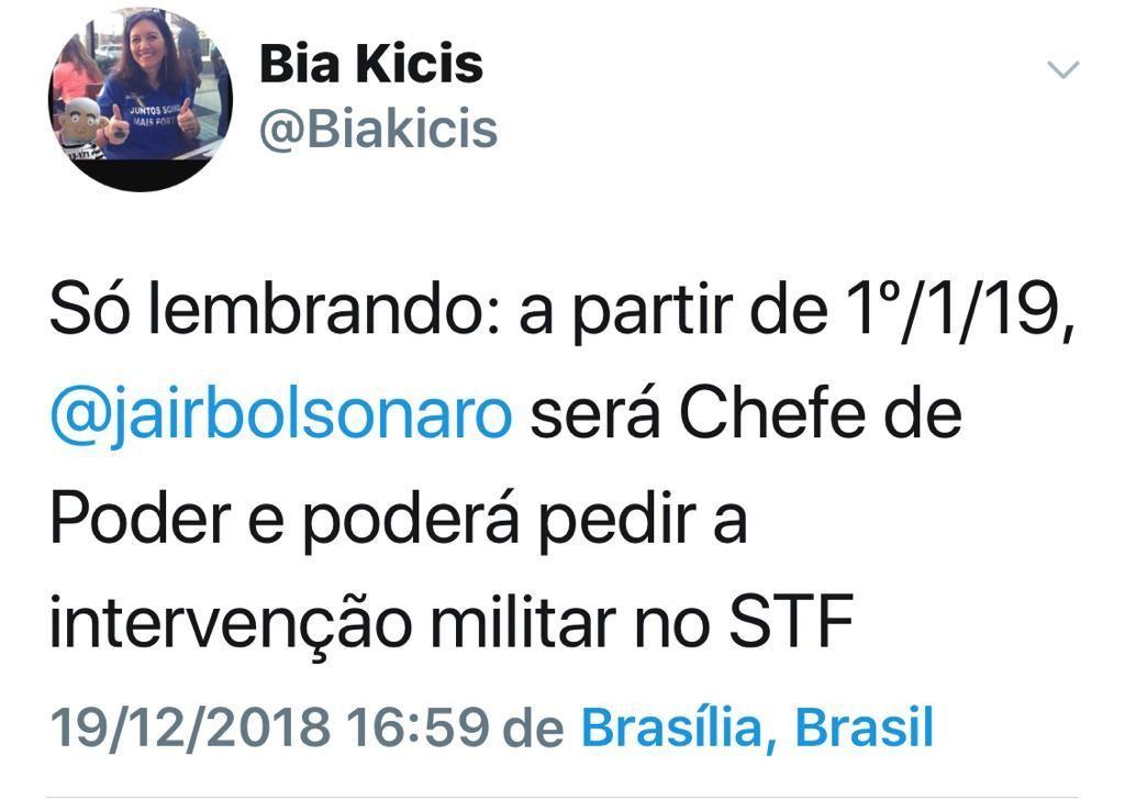 Bia Kicis