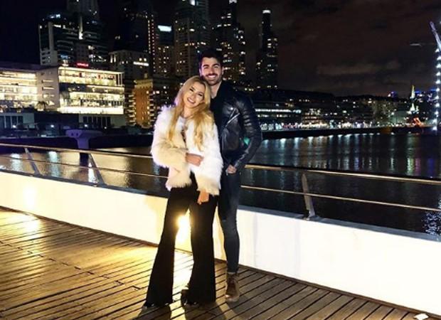 Rodrigão e Adriana Sant'Anna (Foto: Reprodução/Instagram)