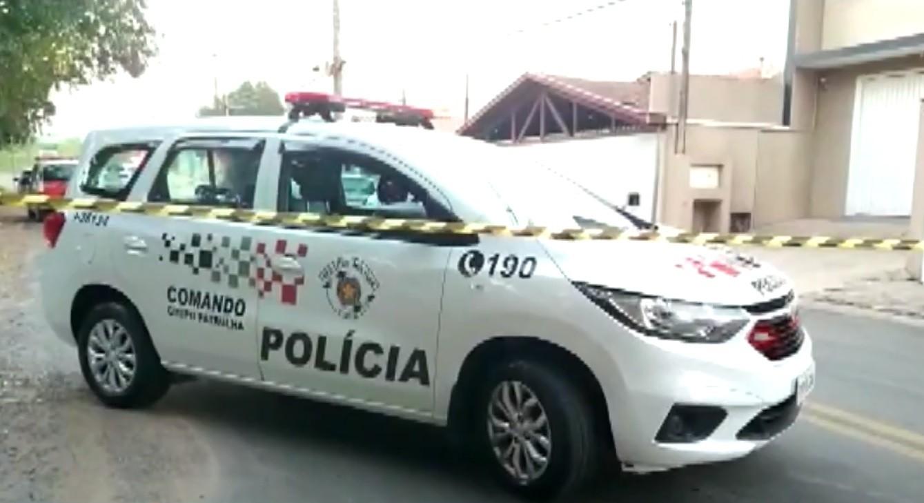 Polícia Militar prende dois suspeitos de terem assaltado lotérica em Gavião Peixoto
