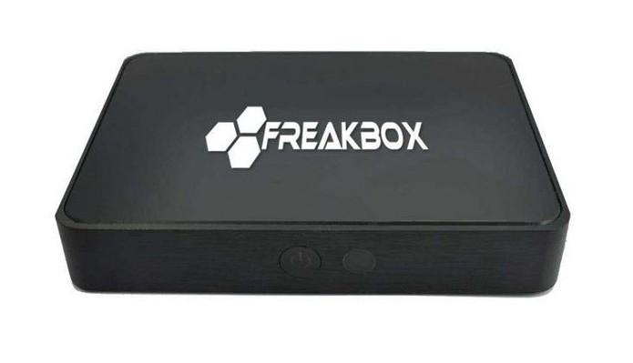 Freakbox permite rodar Android em qualquer TV (foto: Reprodução/Freakbox)