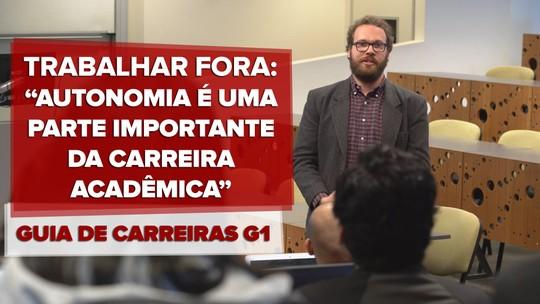 Após morar em quatro países como estudante e estagiário, brasileiro vira professor universitário na Austrália