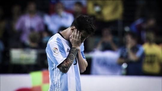 Mesmo com Messi e tantos craques, porquê a Argentina não conquista títulos