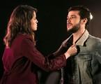 Camila (Agatha Moreira) e Giovanni (Jayme Matarazzo) | Isabella Pinheiro/Gshow