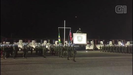 Brasil encerra participação na missão de paz da ONU no Haiti