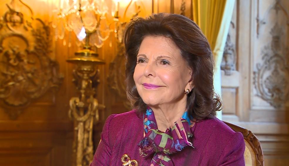 Rainha da Suécia tem laços com 3 países: 'Coração brasileiro, mente alemã, mas o todo agora é sueco' | São Carlos e Araraquara | G1