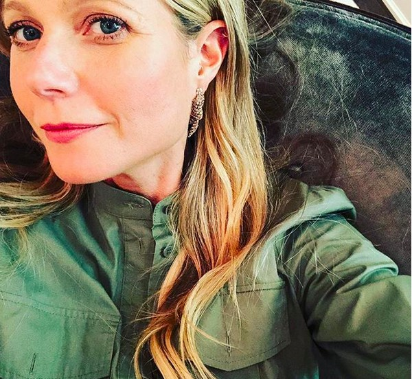 A atriz Gwyneth Paltrow (Foto: Instagram)