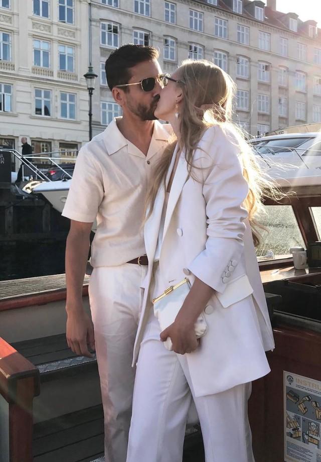 Alexandra Carl se casa com Jacob John Harmer em Copenhagen (Foto: Instagram Alexandra Carl/ Reprodução)