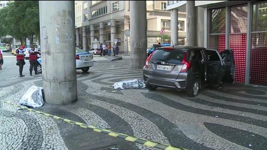 Três suspeitos morrem em confronto com policiais no Centro do Rio